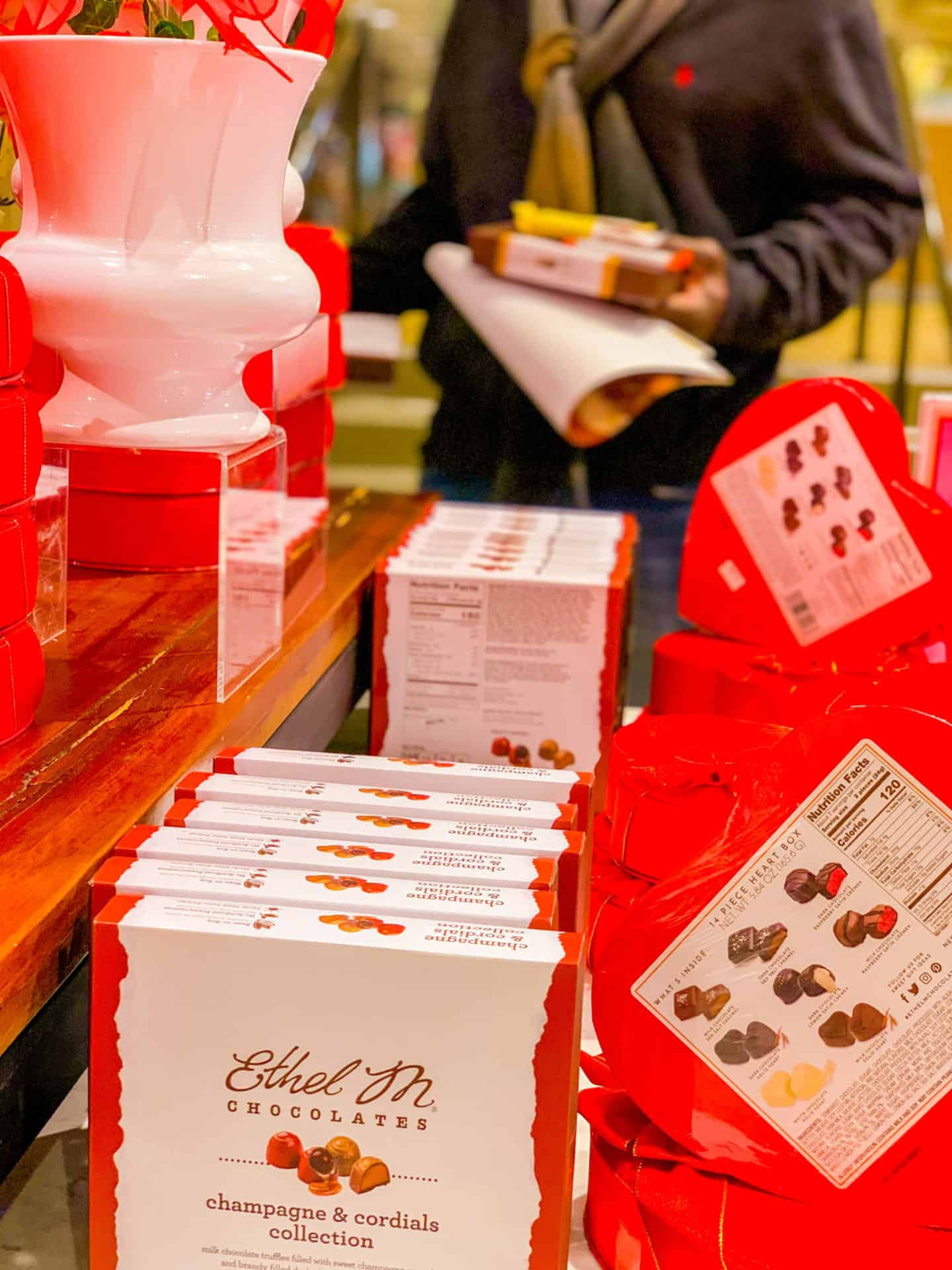 Ethel M Chocolates Champagne & Cordials Collection