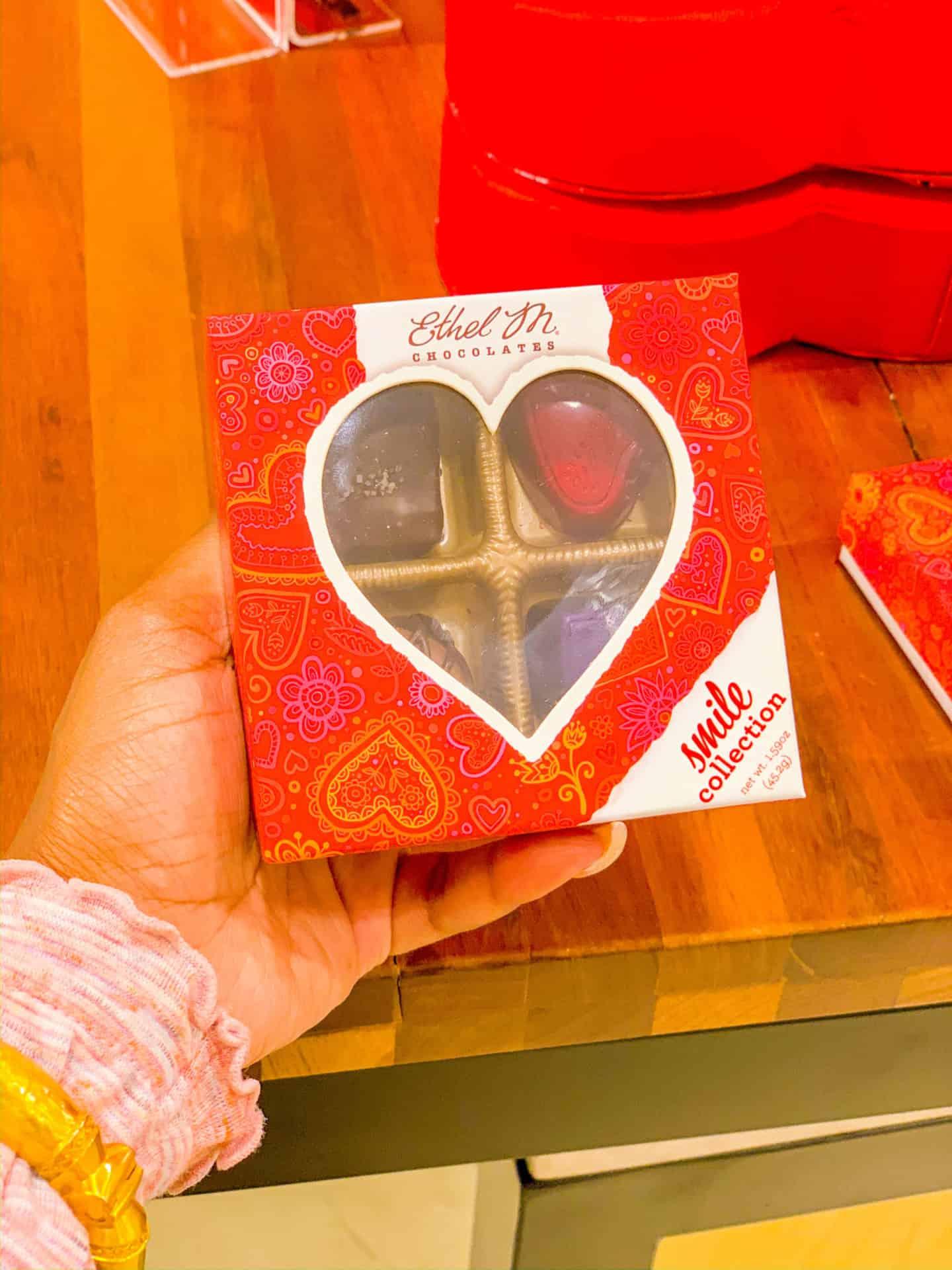 Ethel M Chocolates Smile Collection
