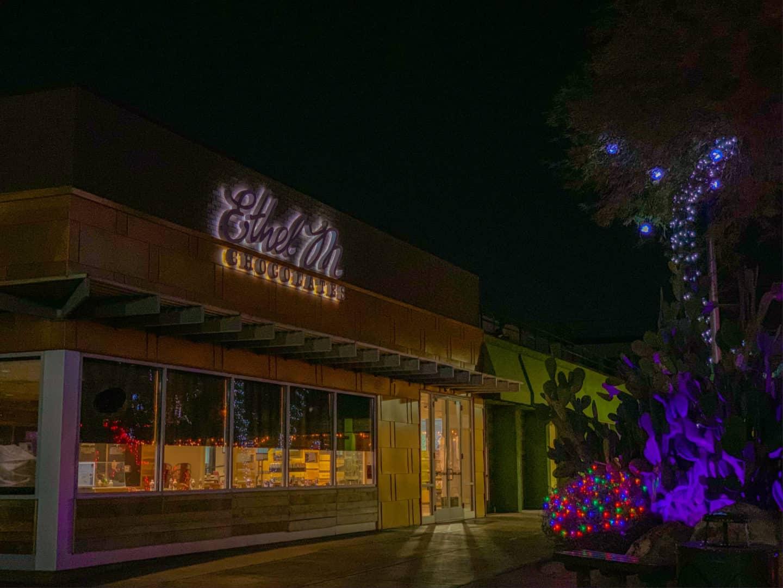 Las Vegas Botanical Cactus Garden - Ethel M Chocolates