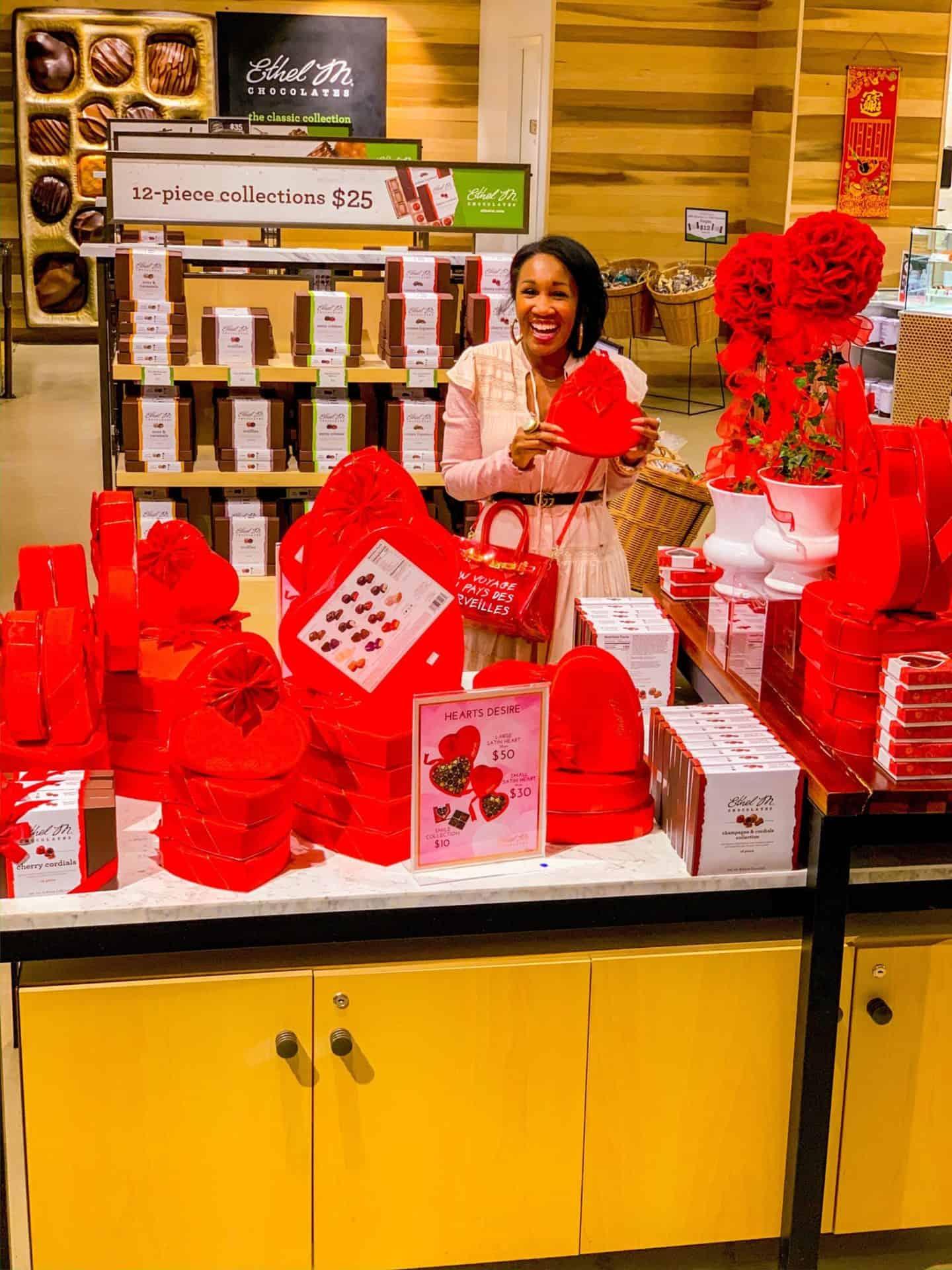 Ethel M Chocolates Exclusive Valentine's Day Tasting Experiences