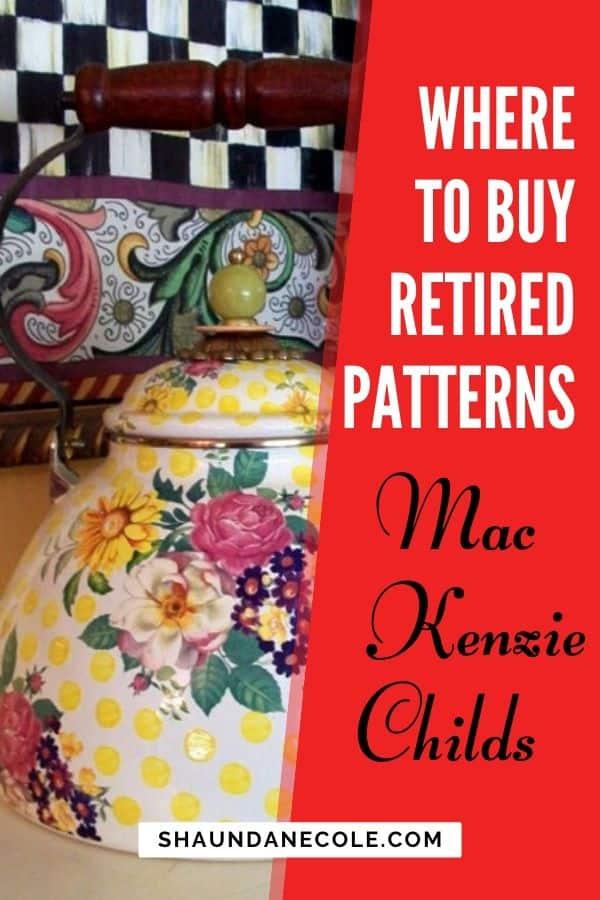 Buy Retired MacKenzie Childs