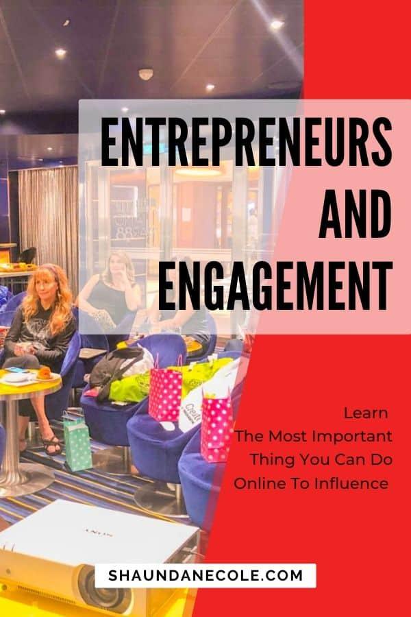 Entrepreneurs And Engagement