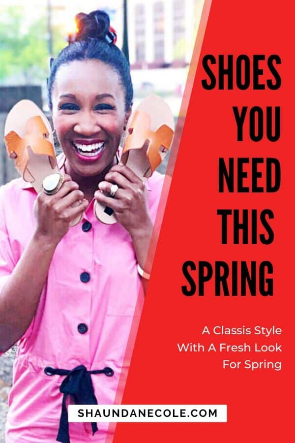 Shoes You Need This Spring