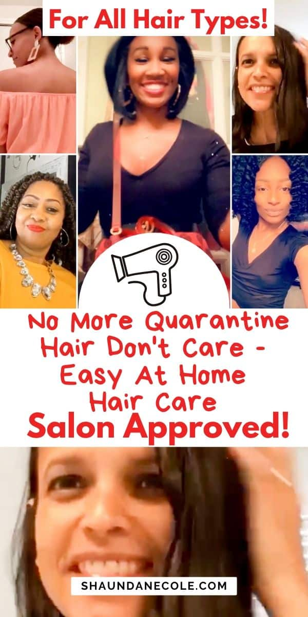 Quarantine Hair Care, Products & Tips For All Hair Types