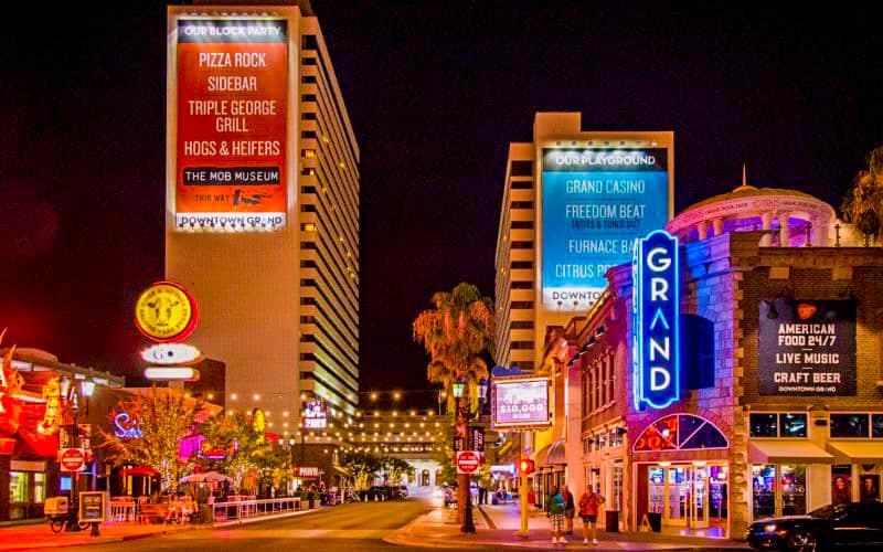 Downtown Grand Gotel & Casino Las Vegas
