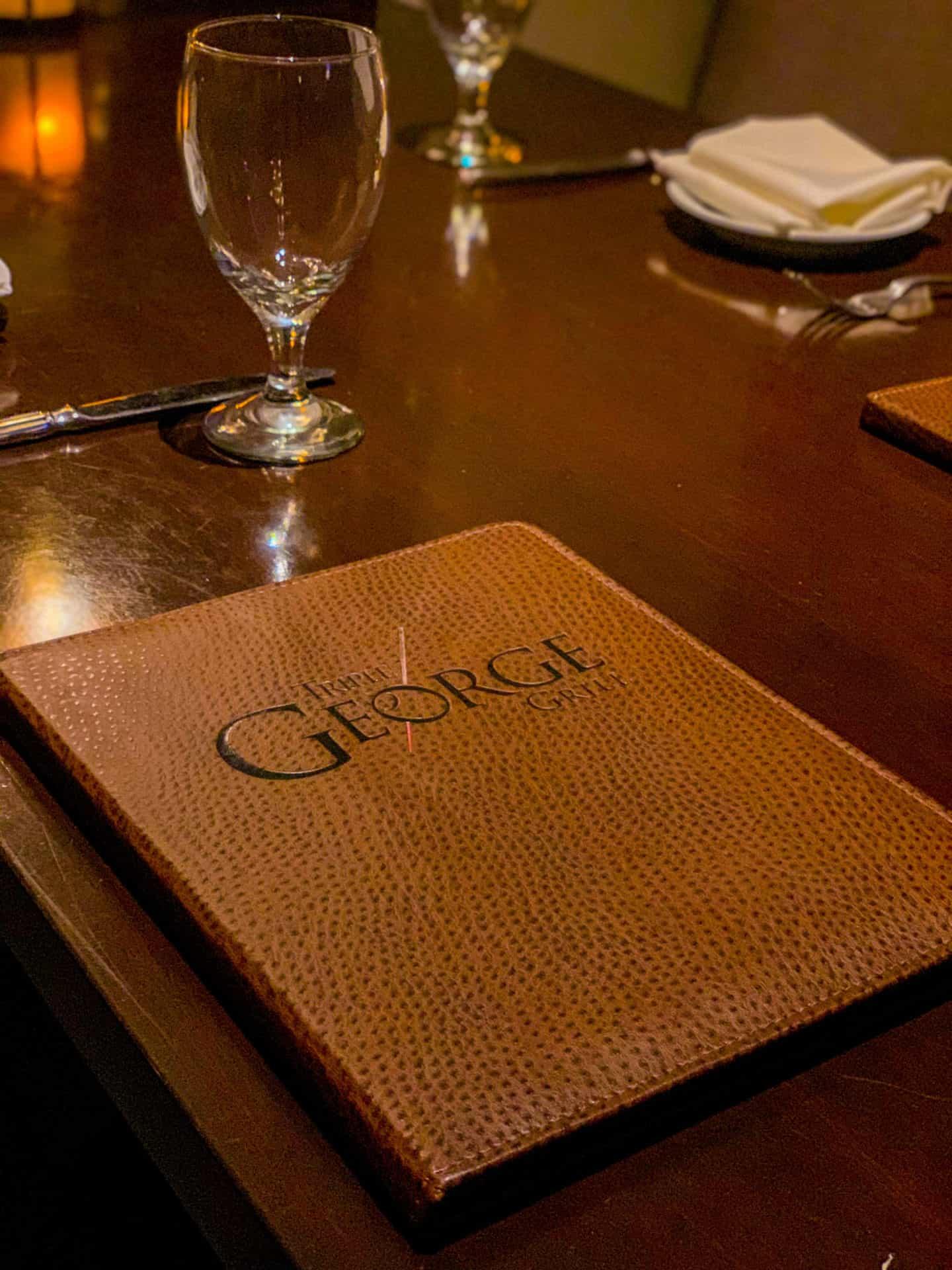 Triple George Bar & Grill Steakhouse Las Vegas