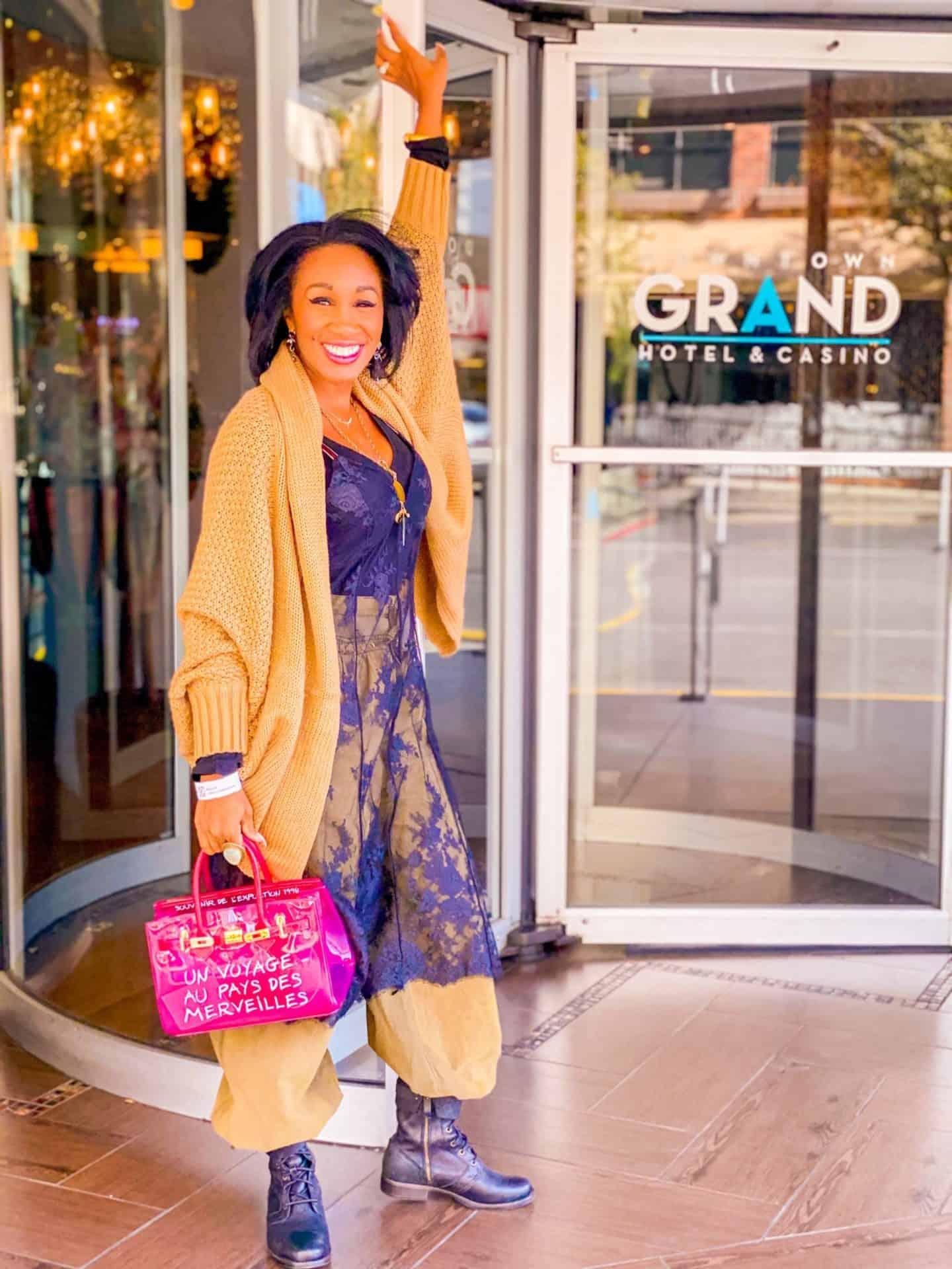 Downtown Grand Hotel & Casino Las Vegas Welcomes Influencer Shaunda Necole