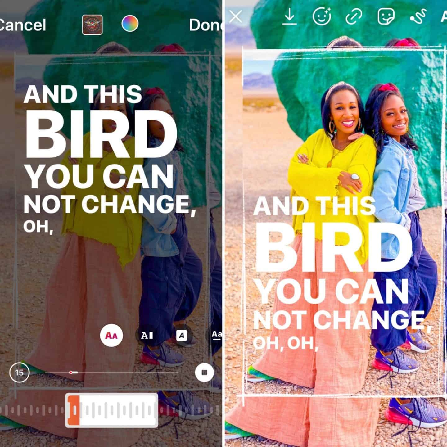 The Most Creative Instagram Story Ideas