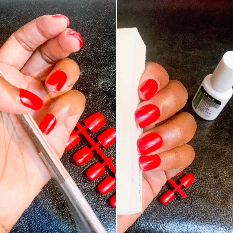 Five-Minute Full Set DIY Nails