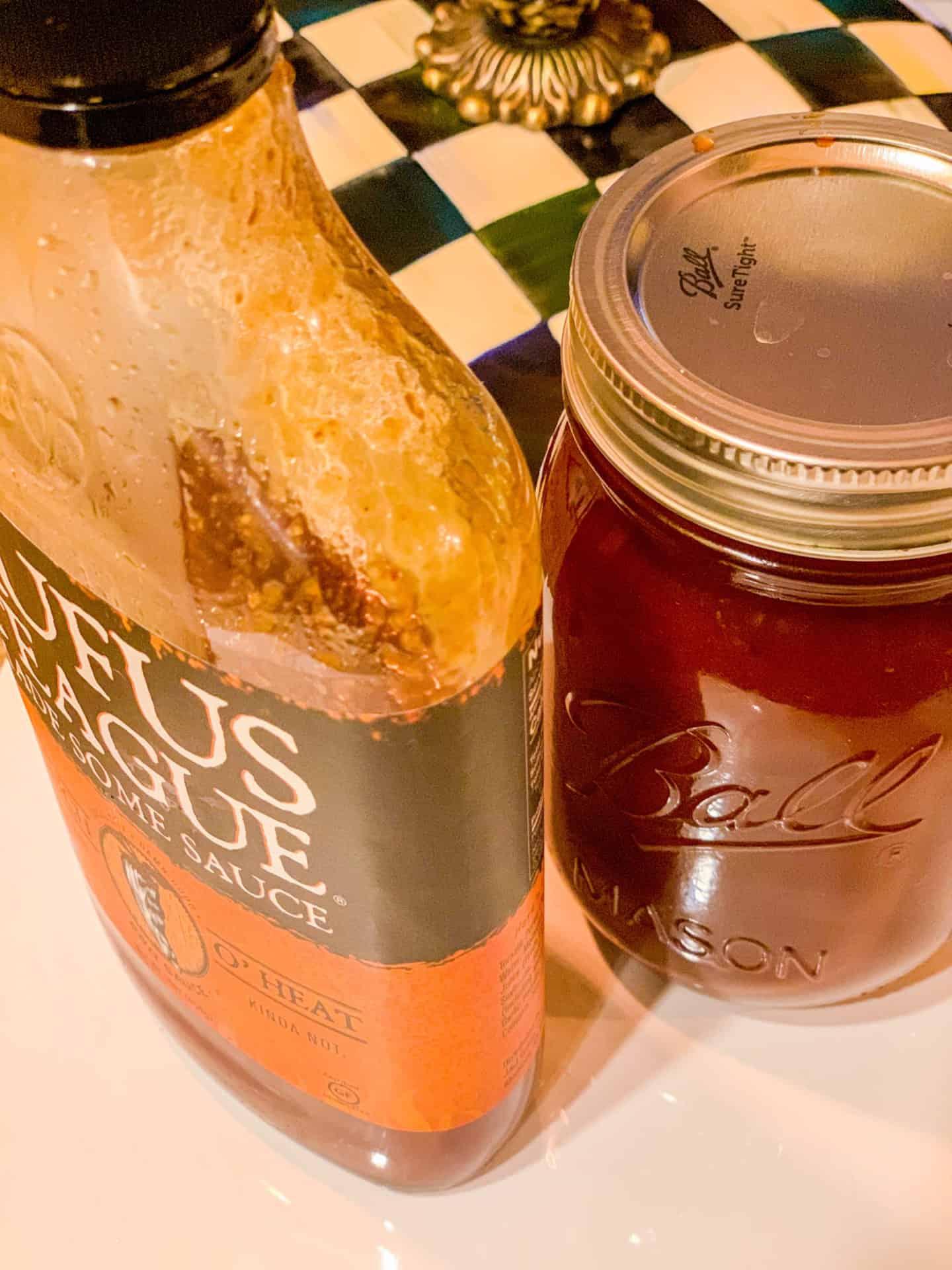 Homemade BBQ Sauce With Rufus Teague
