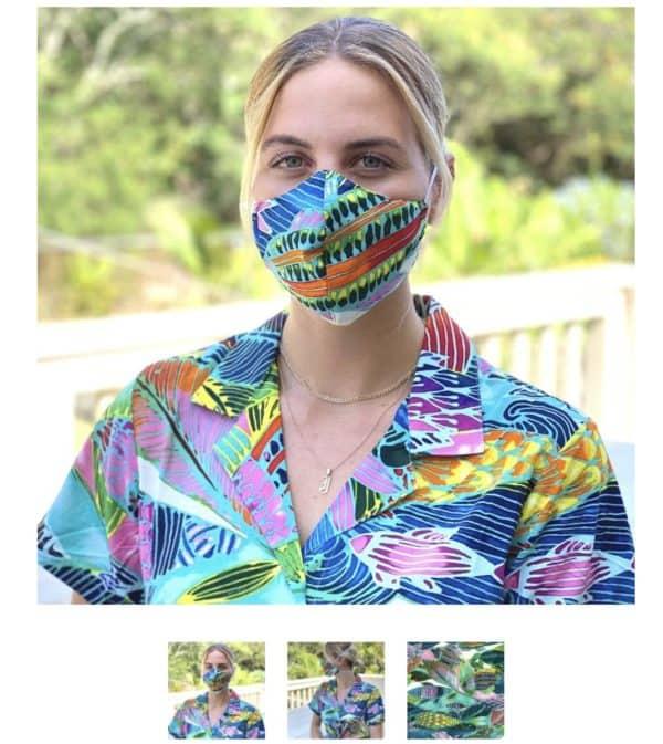 Jams World Face Mask