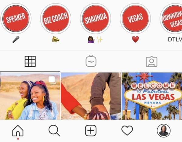 Instagram Custom Highlights Icons
