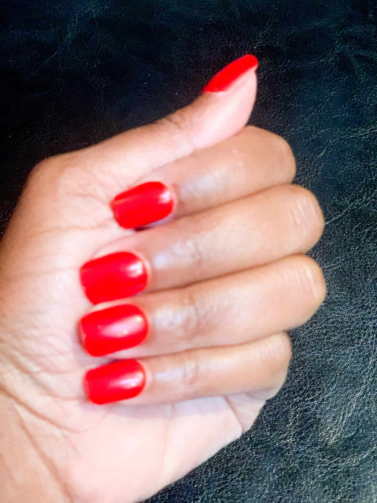Five-Minute Full Set Press On Nails On