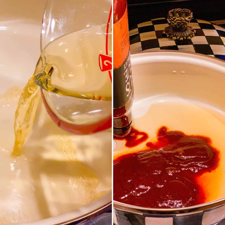 Steve Harvey BBQ Sauce With Apple Cider Vinegar