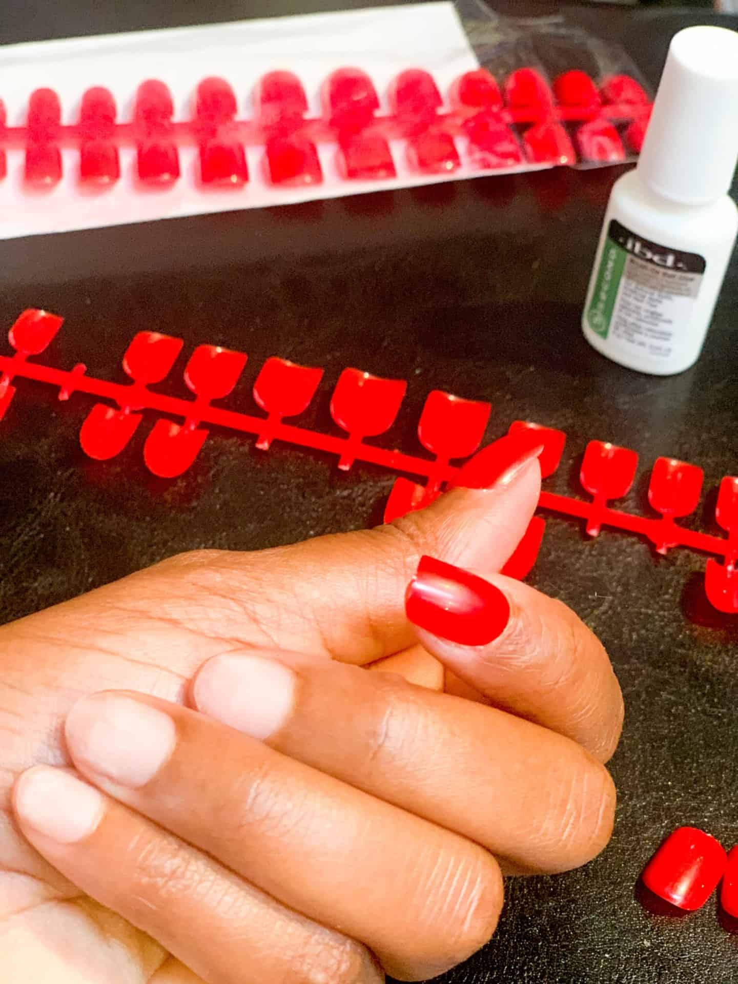 The Five-Minute Full Set Press-On Nails