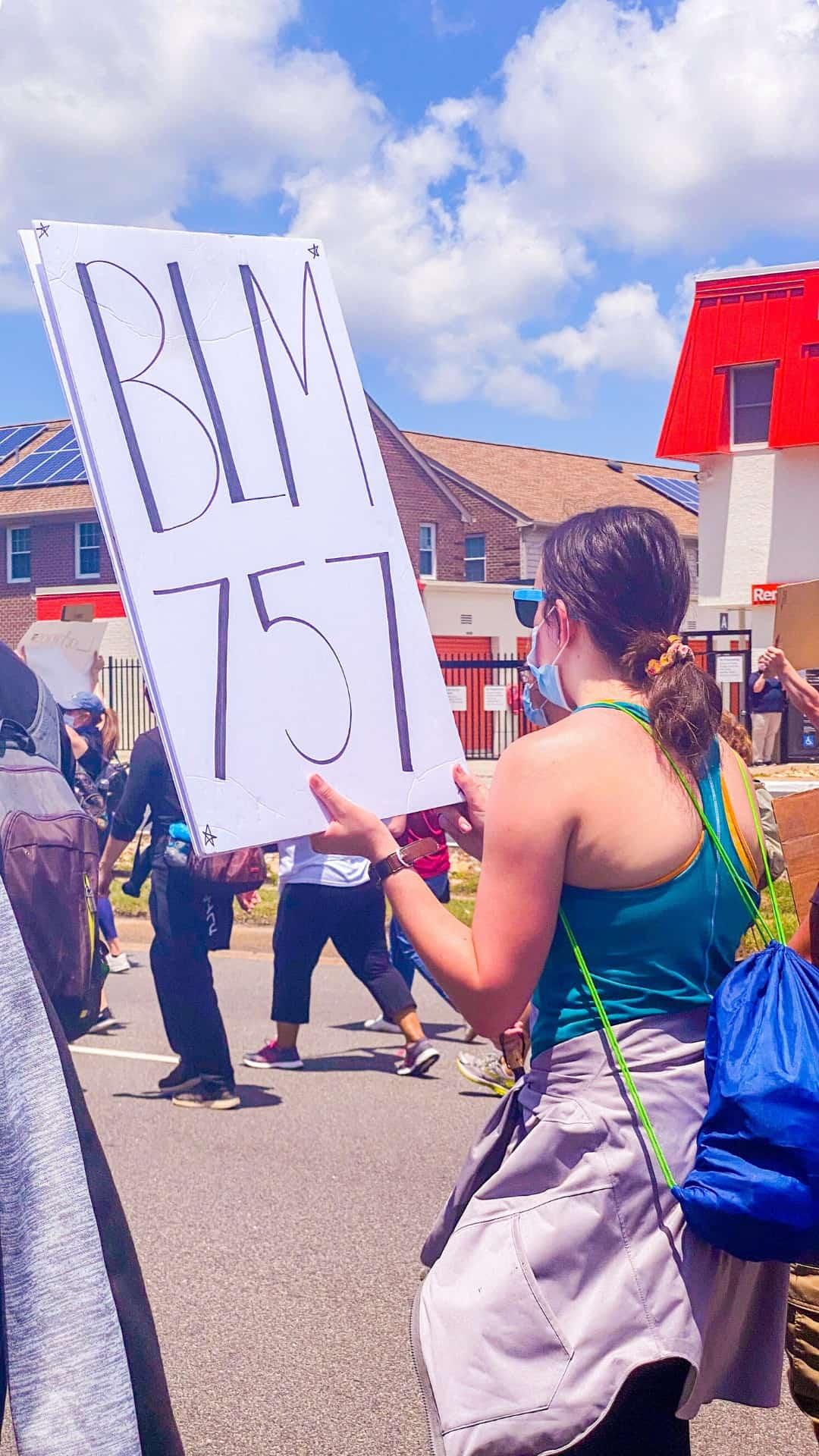 757 Black Lives Matter Protest