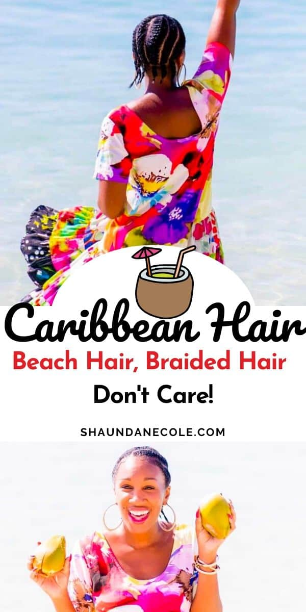 Caribbean braided hair