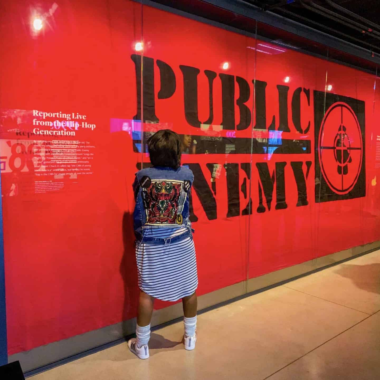 Public Enemy NMAAHC