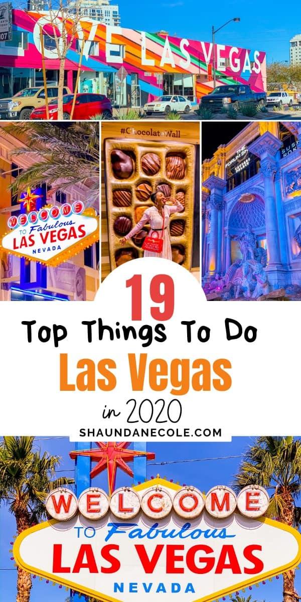 19 Things To Do In Las Vegas