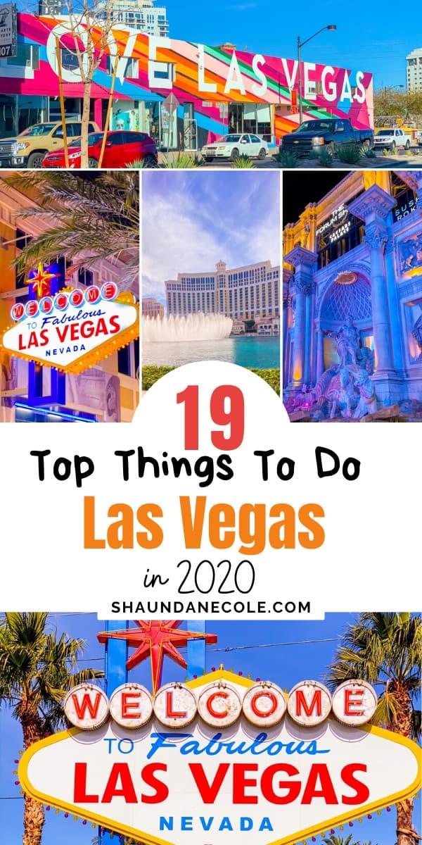 19 Things to Do On The Las Vegas Strip