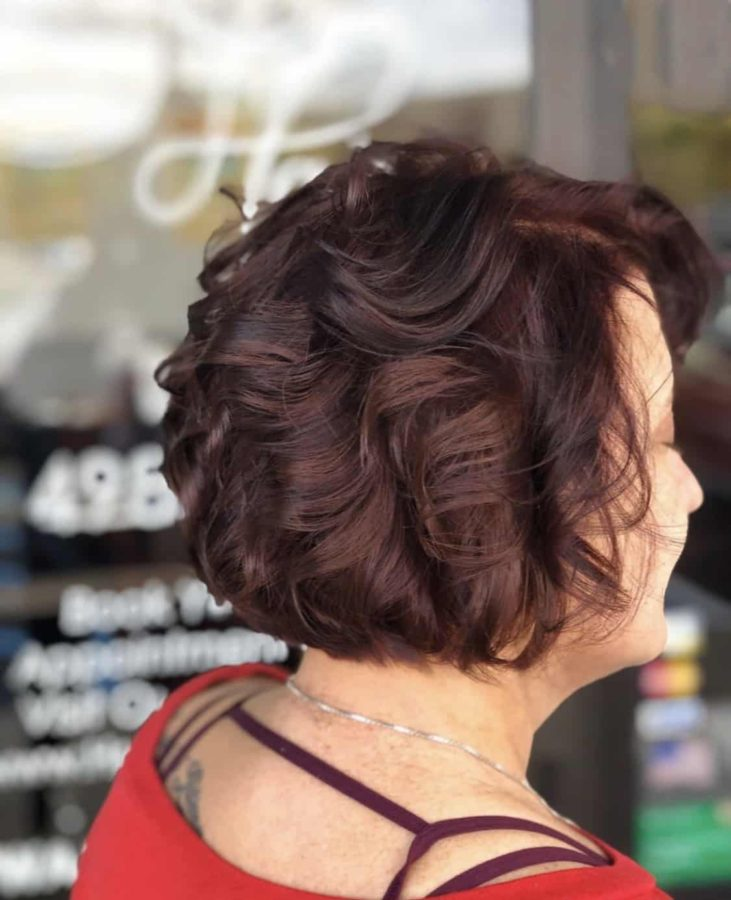 Brunette Hair Color, Hairstyles & Bob Haircuts by Destiny Moody - MUAH Destiny