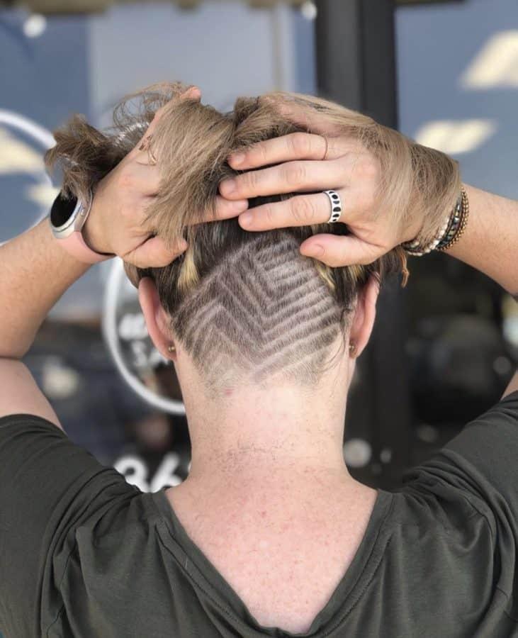 Bob Haircuts & Undercuts by Destiny Moody - MUAH Destiny