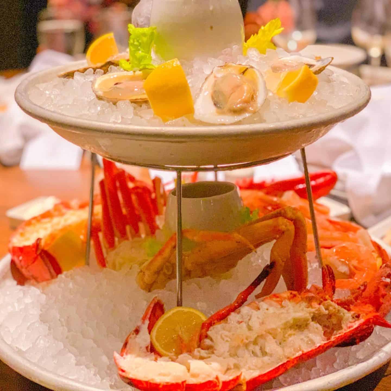 Carnival Cruise Ship Lobster Dinner