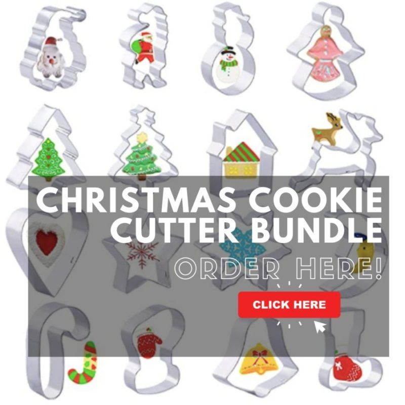 Christmas Cookie Cutter Bundle