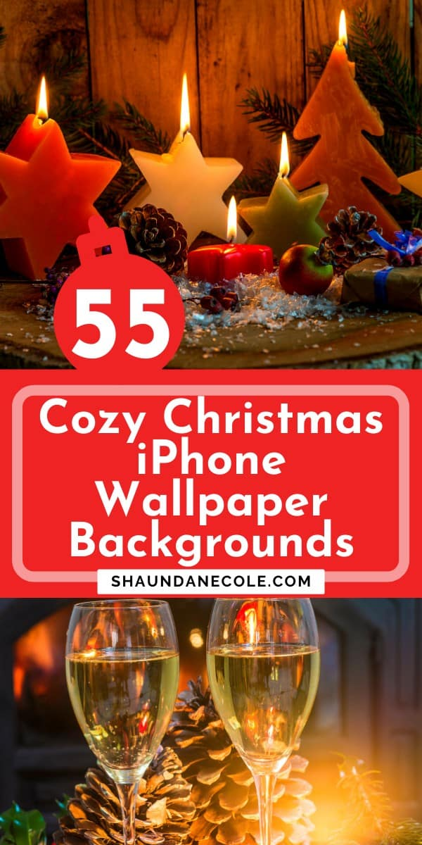 55 Cozy Christmas iPhone Wallpaper Backgrounds
