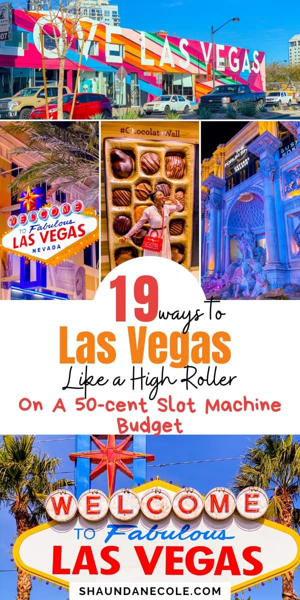 How To Las Vegas Like A High Roller On A 50 Cent Slot Machine Budget