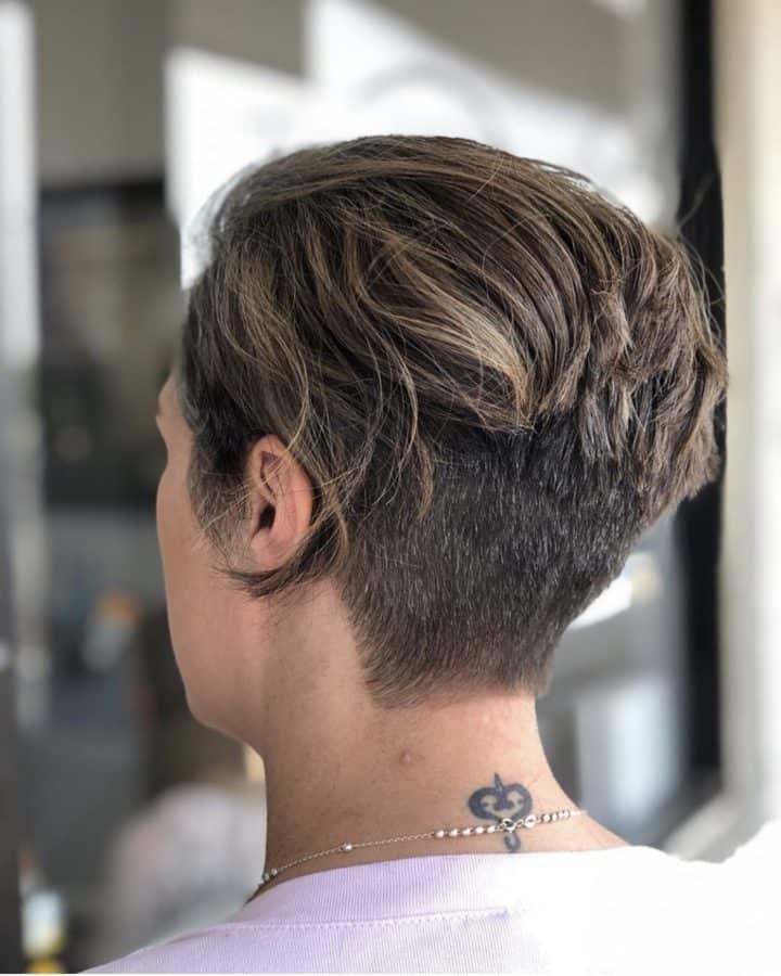 Pixie Bob Haircuts by Destiny Moody - MUAH Destiny
