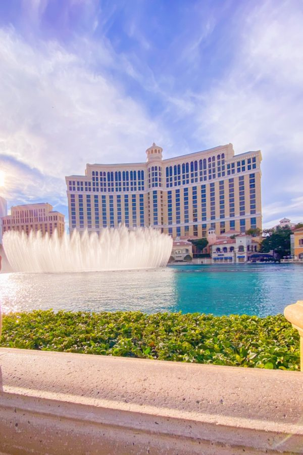 Bellagio Fountains Dancing Waters