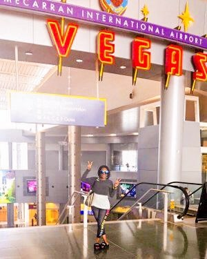 McCarran International Airport Las Vegas Nevada