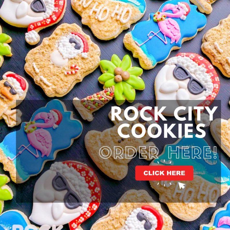Order Rock City Christmas In July Cookies HERE