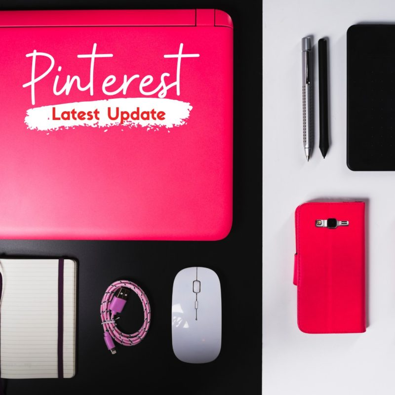 Pinterest Latest Update - Shaunda Necole