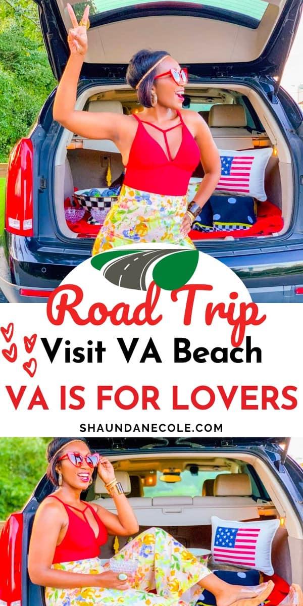 Road Trip VA Beach Travel Essentials & Things To Do + 5 Beaches Near The Boardwalk_ Cadillac Drive