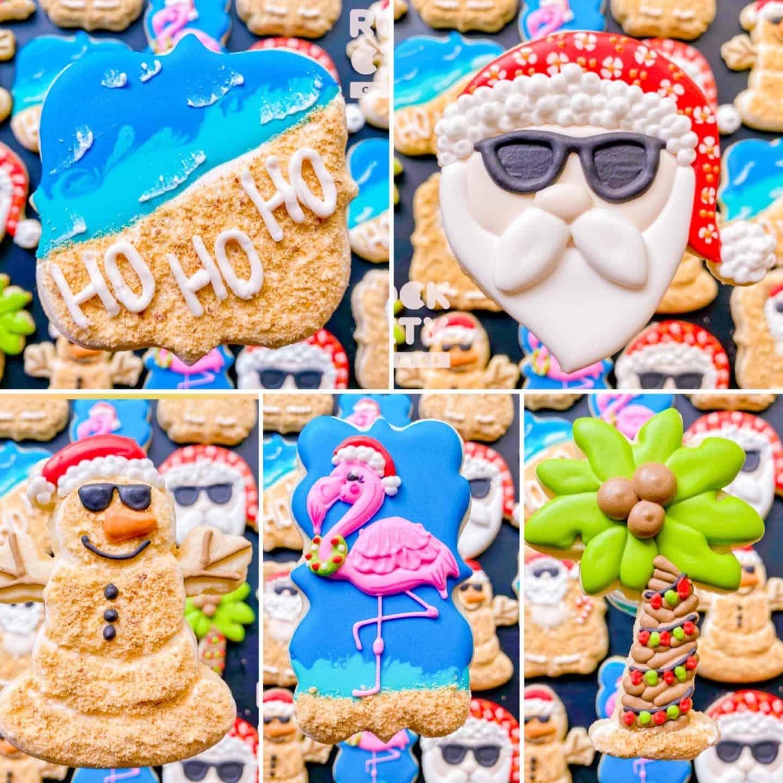 Rock City Cokies Christmas Cookies