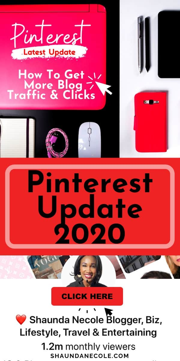 How To Get More Pinterest Blog Traffic & Link Clicks