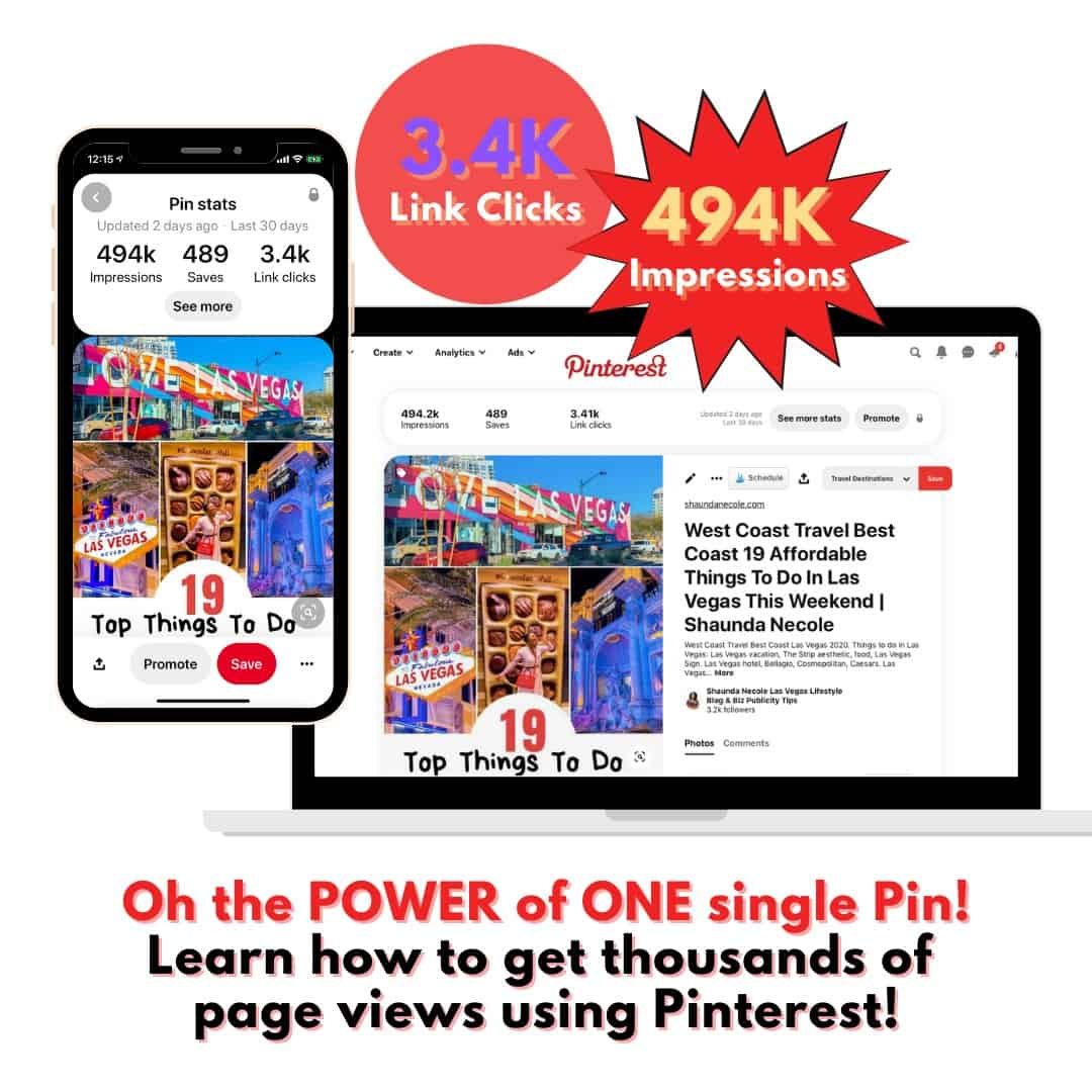 How To Get Thousands Of Page Views with the Power of Pinterest