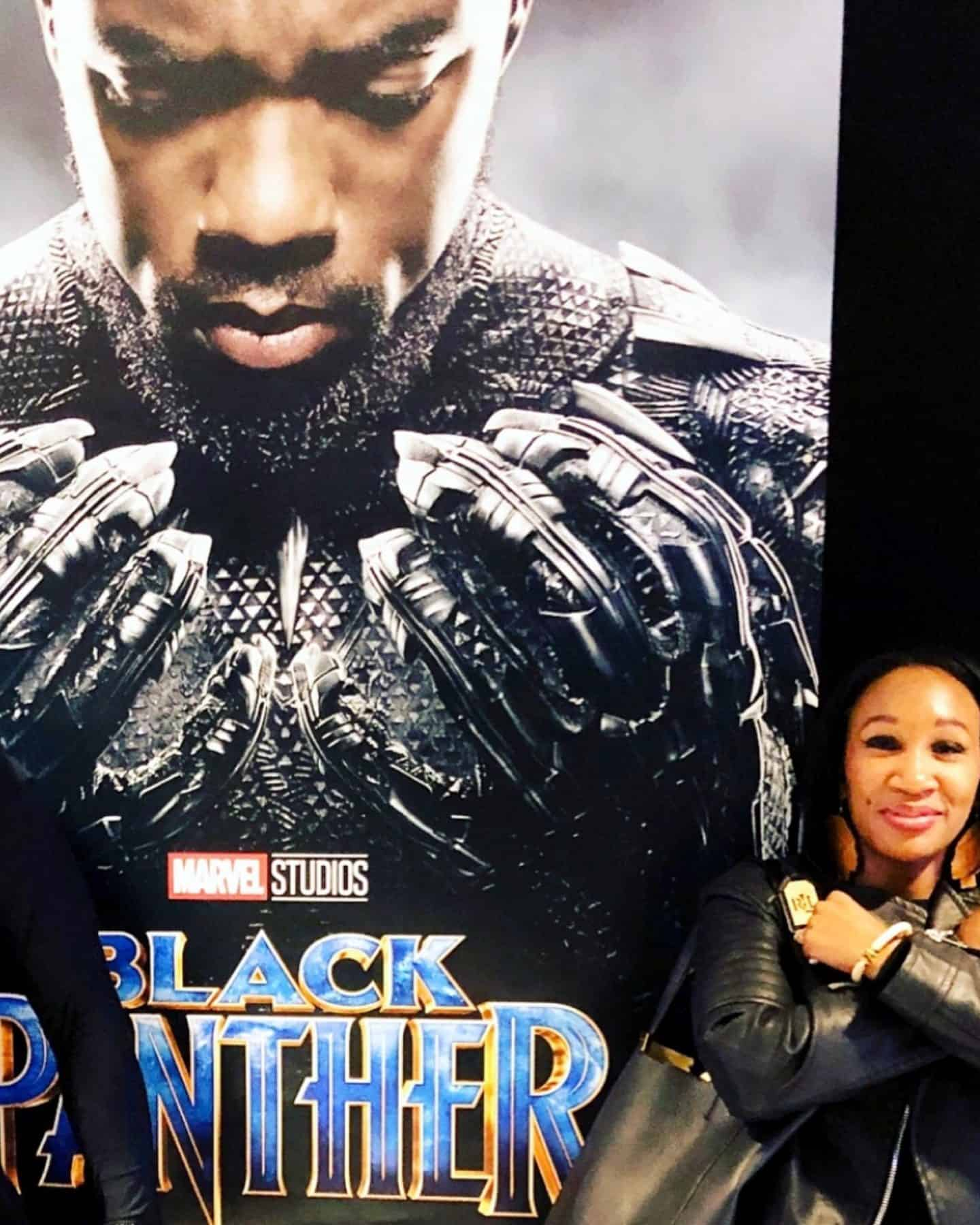 Rest In Honor Black Panther Superhero King T'Challa