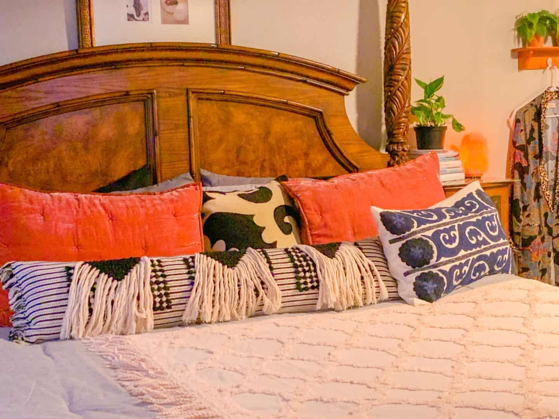 How to Bohemian Bedroom Decor