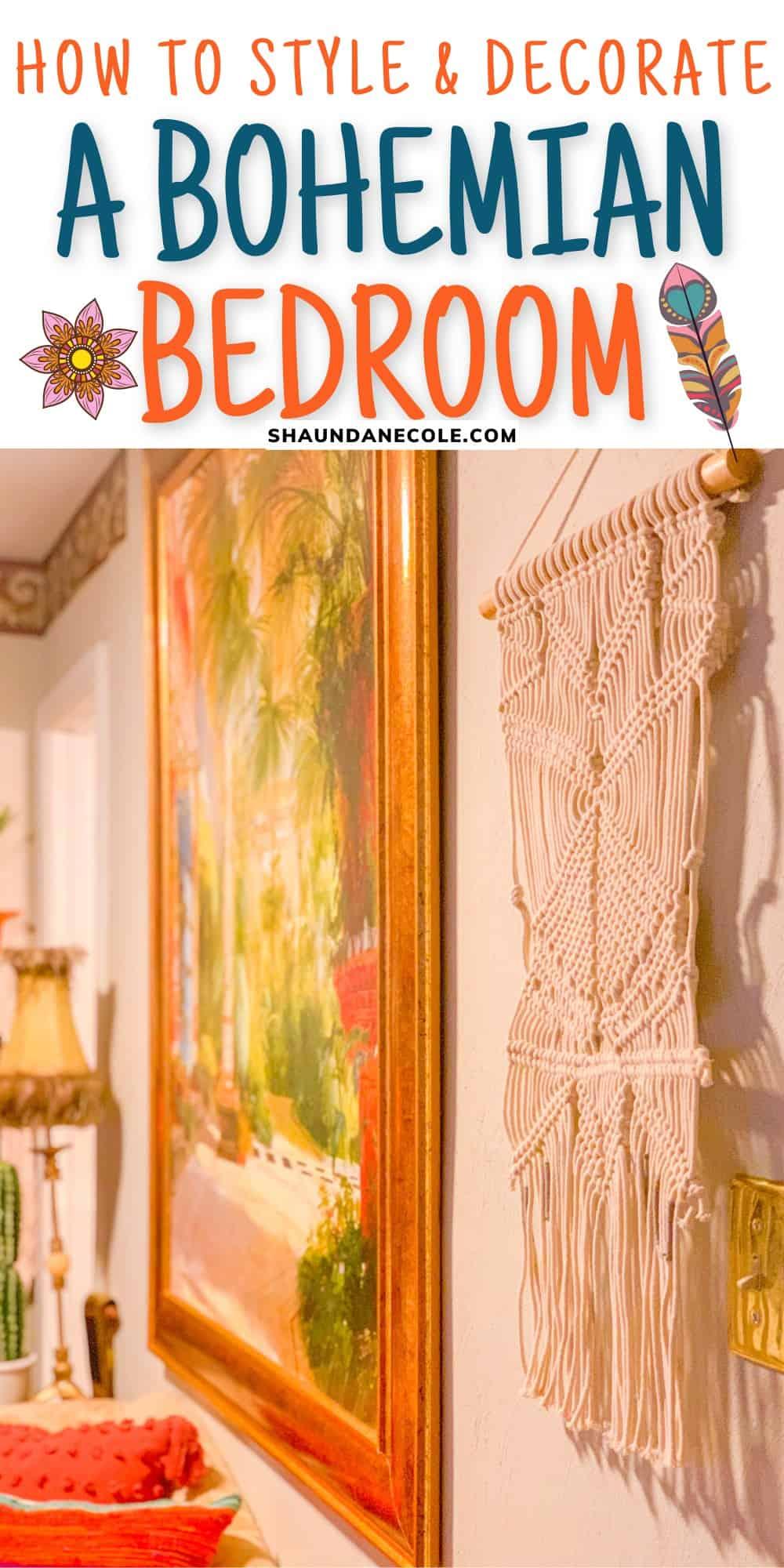 Bohemian Bedroom Decor Ideas & Inspiration