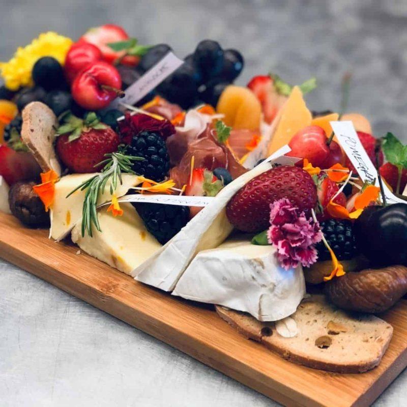 Fruit Charcuterie Board Ideas