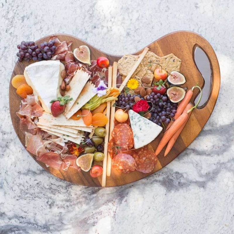 How to make a wooden DIY Charcuterie Board