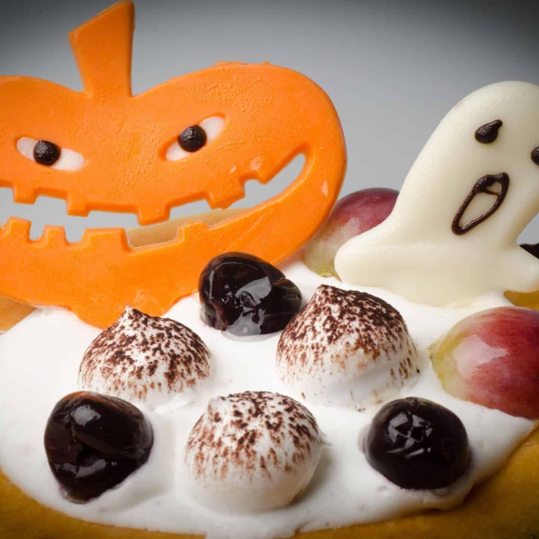 Halloween Ghost Food