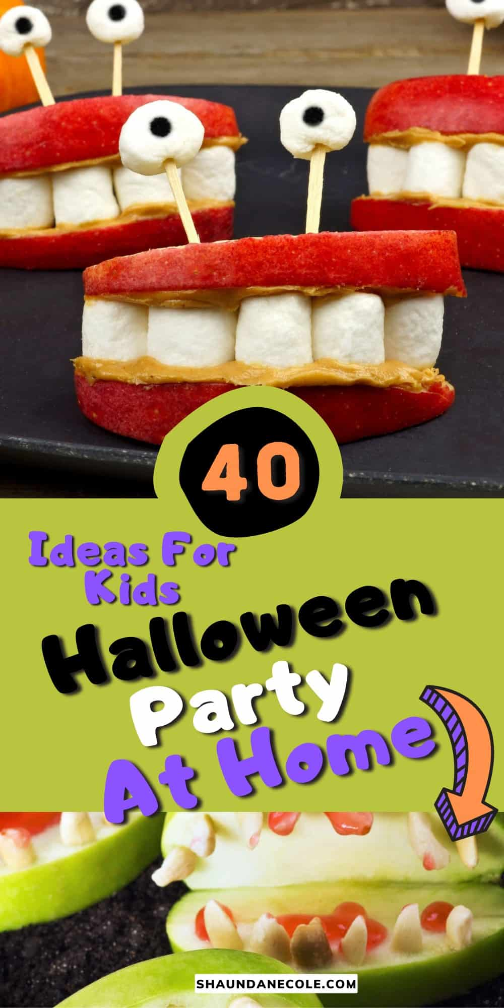Halloween Party Ideas At Home