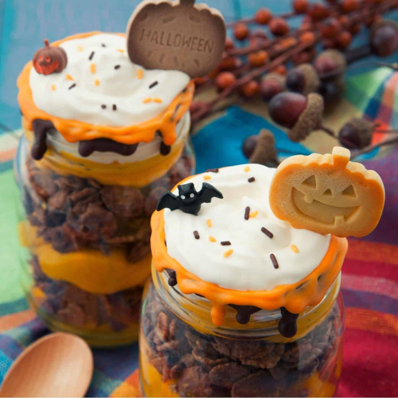 Halloween Party Mason Jar Ideas