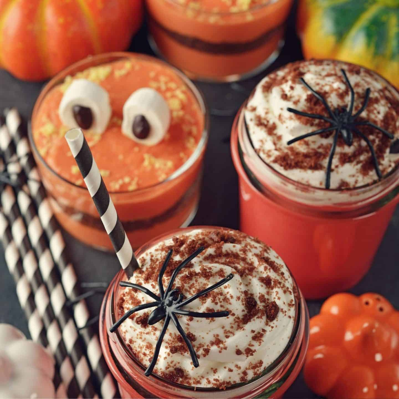 Halloween Party Milkshake