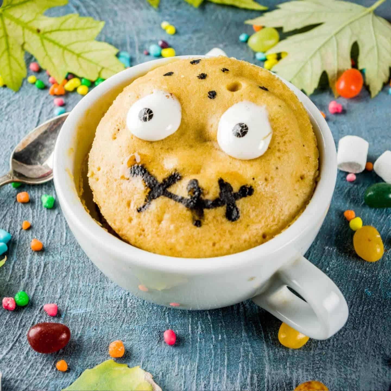 Halloween Spooky Muffin