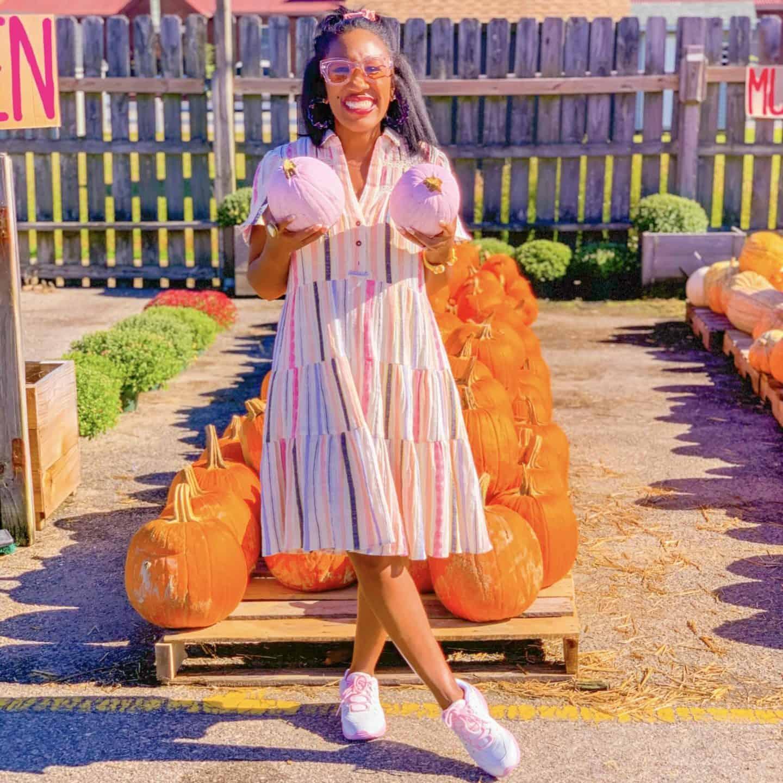 Pink Pumpkins Save The Ta Tas